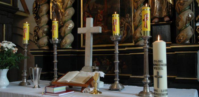 Nabożeństwo ekumeniczne w Kętrzynie