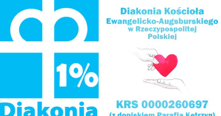 1% na DIAKONIA